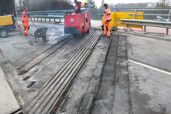 Fahrbahnübergangskonstruktionen