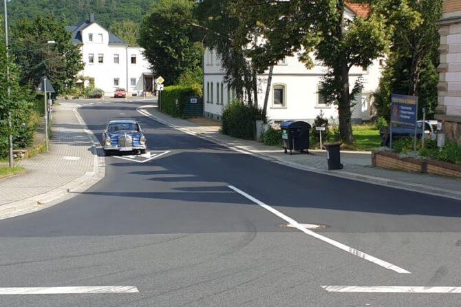 "K8052 ""Am Kronberg"" in Nossen fertiggestellt"